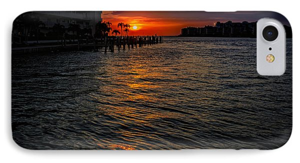 IPhone Case featuring the photograph Marco Island Sunset 43 by Mark Myhaver