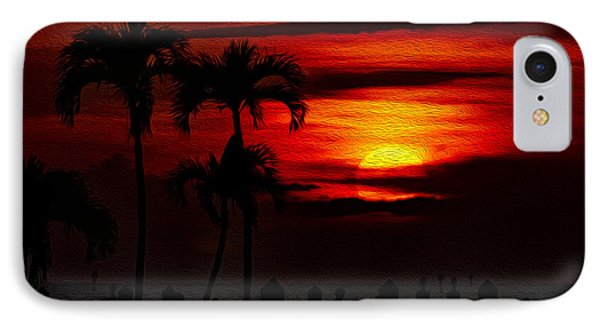 Marco Island Sunset 59 IPhone 7 Case