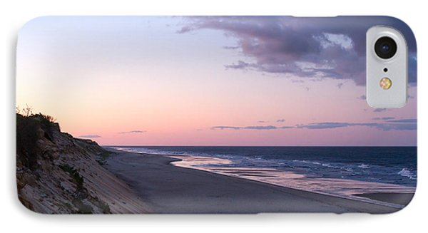 Marconi Beach At Dusk IPhone Case
