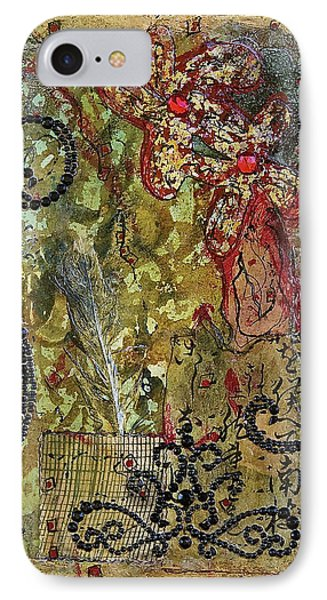 Mardi Gras IPhone Case by Bellesouth Studio
