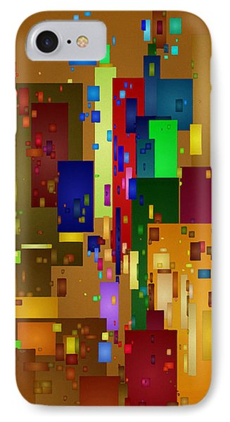 Mardi Gras IPhone Case by David Hansen