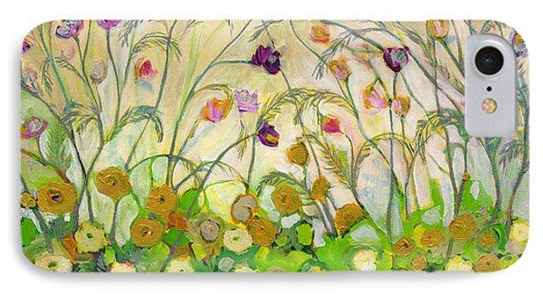 Impressionism iPhone 7 Case - Mardi Gras by Jennifer Lommers