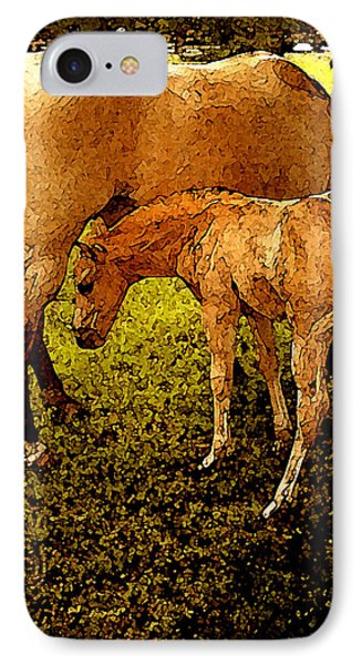 Mare And Colt IPhone Case
