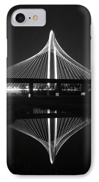 Margaret Hunt Hill Bridge Reflection IPhone Case by Jonathan Davison