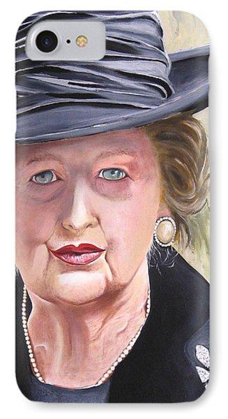 Margaret Phone Case by Martin Davis