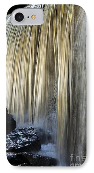 IPhone Case featuring the photograph Margaret River Waterfall by Serene Maisey