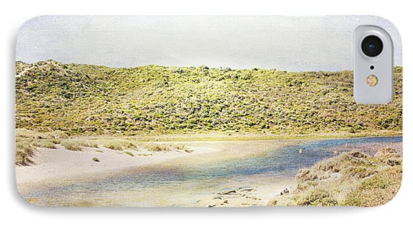 Margaret Rivermouth In Western Australia Phone Case by Elaine Teague