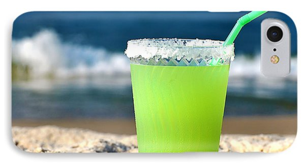 Margarita On The Beach IPhone Case