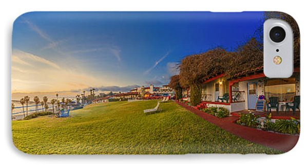Margarita Time At The Beachcomber 360 Panorama IPhone Case by Scott Campbell
