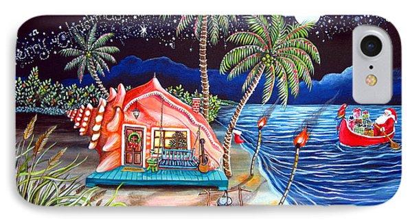 Margaritaville Conch Christmas IPhone 7 Case