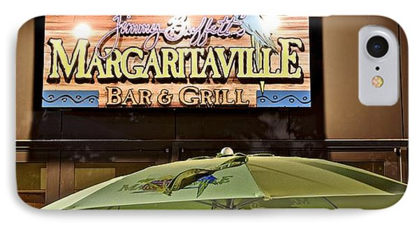 Margaritaville IPhone Case by Frozen in Time Fine Art Photography