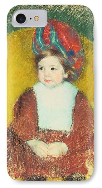 Margot IPhone Case by Mary Stevenson Cassatt