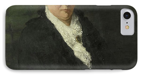 Maria Hermina Heemskerk 1827-1908 IPhone Case by Litz Collection