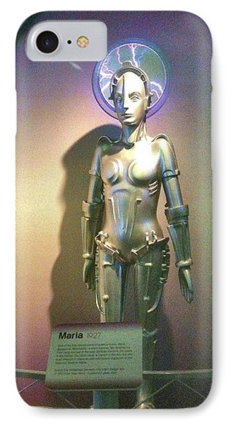 Maria The Metropolis Robot IPhone Case