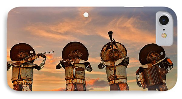 IPhone Case featuring the photograph Mariachi Band by Christine Till