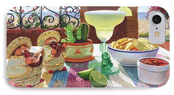 Mariachi Margarita Phone Case by Steve Simon