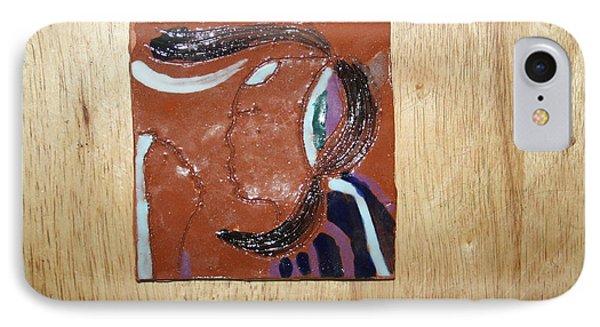 Maribel - Tile Phone Case by Gloria Ssali