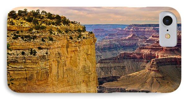 Maricopa Point Grand Canyon Phone Case by Bob and Nadine Johnston