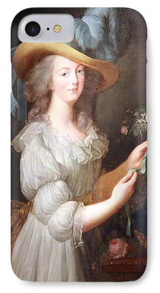 Marie Antoinette IPhone Case by Cora Wandel