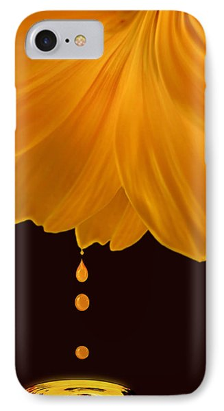 Marigold Factory IPhone Case by Deborah Smith