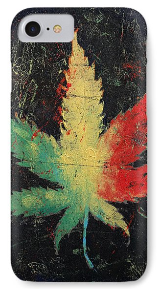 Marijuana IPhone Case
