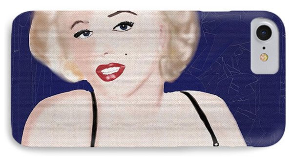 Marilyn 2 IPhone Case