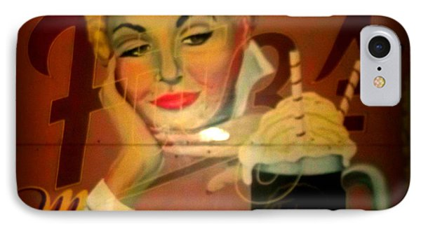 Marilyn And Fitz's IPhone Case by Kelly Awad