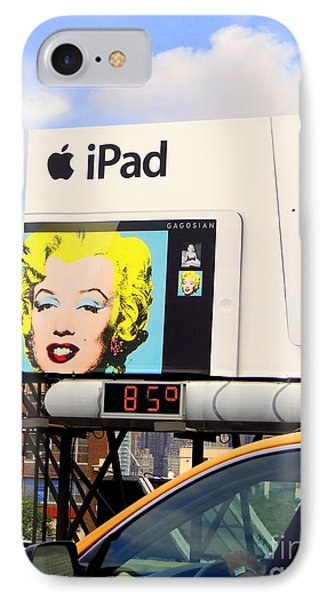 Marilyn At 85 Phone Case by Ed Weidman
