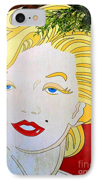 Marilyn Phone Case by Ethna Gillespie