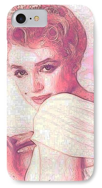 Marilyn Forever IPhone Case by PainterArtist FIN