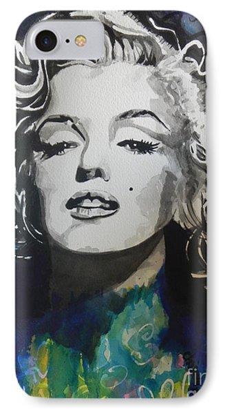 Marilyn Monroe..2 IPhone Case