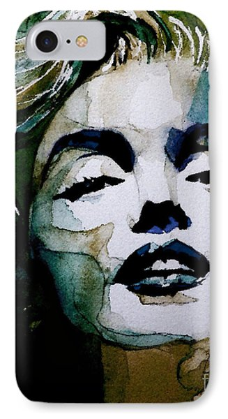Marilyn No10 Phone Case by Paul Lovering