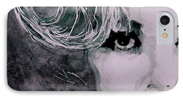 Marilyn No9 Phone Case by Paul Lovering