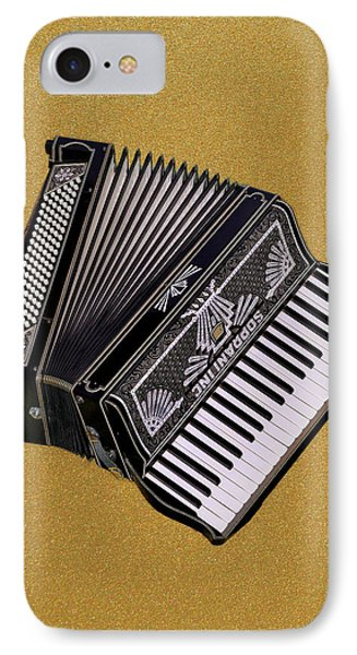 Marilyn's Accordion IPhone Case