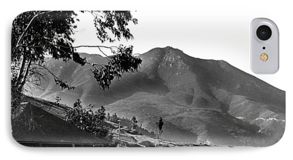 Marin County Home IPhone Case