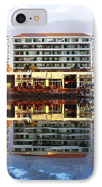 Marina Mazatlan Mirror IPhone Case