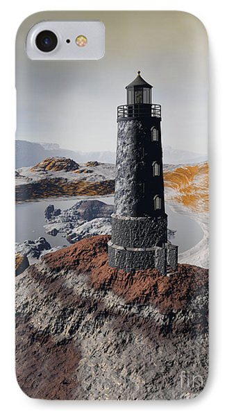 Marine Memory - Surrealism IPhone Case by Sipo Liimatainen