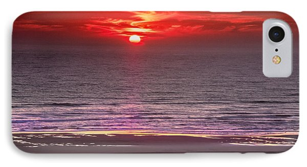 Marine Sunset Phone Case by Robert Bales