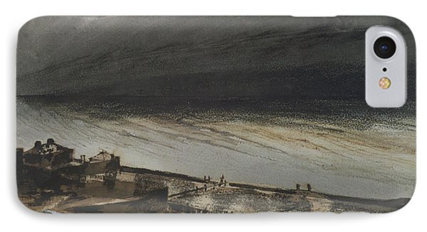 Marine Terrace In Jersey IPhone Case by Victor Hugo
