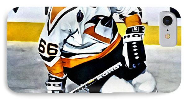 Mario Lemieux IPhone Case