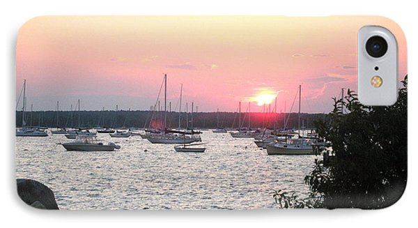 Marion Massachusetts Bay IPhone Case by Kathy Barney