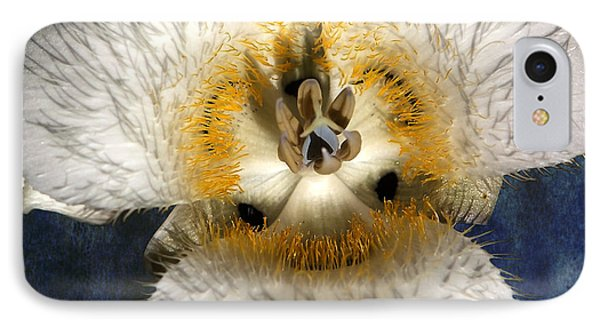 Mariposa Lily Two Phone Case by Belinda Greb