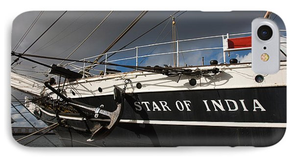 Maritime Museum On A Ship, Star IPhone Case
