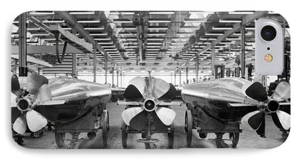 Mark 15 Torpedo Factory IPhone Case