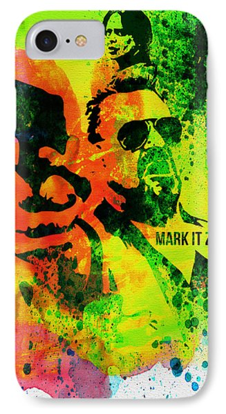 Mark It Zero Watercolor IPhone Case