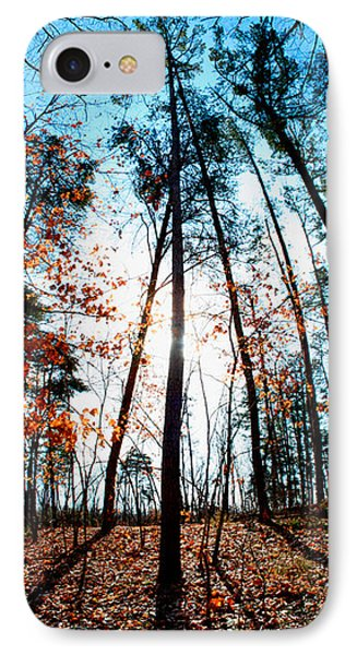 IPhone Case featuring the photograph Mark Twain Forest by Jon Emery