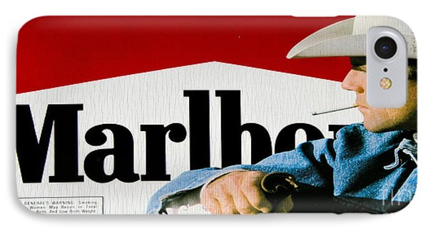 Marlboro Man IPhone Case