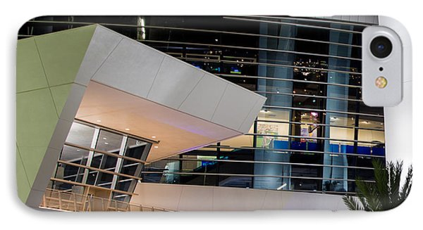 Marlins Park Stadium Miami 6 Phone Case by Rene Triay Photography