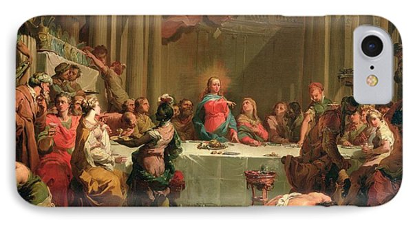Marriage Feast At Cana IPhone Case