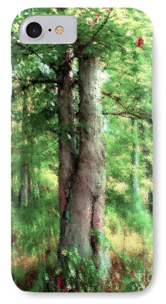 Marriage Tree IPhone Case by Anita Faye